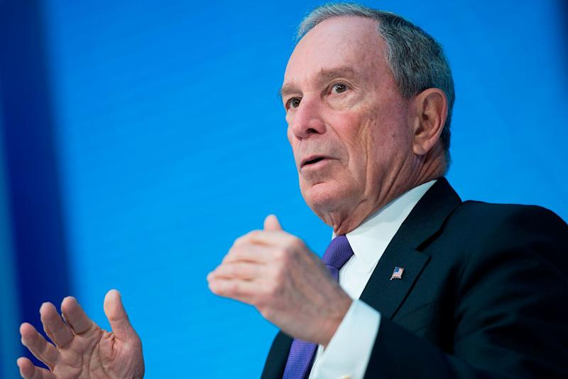 Mike Bloomberg's super PAC spends over $2 million to support 7 Democratic women in House races