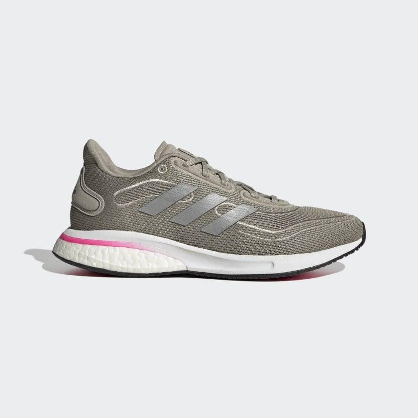 <p>The <span>Adidas Supernova Shoes</span> ($100) are a crowd-pleaser because of the foam platform, which provides smooth steps and a nice cushion throughout the run. They are a fit for all day wear, as some reviewers mentioned working long shifts in them.</p>