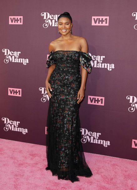 PHOTO: Gabrielle Union attends VH1's 3rd annual 'Dear Mama: A Love Letter To Moms' screening at The Theatre at Ace Hotel in Los Angeles, May 3, 2018. (Tibrina Hobson/Getty Images, FILE)