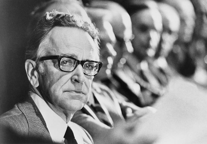 Supreme Court Justice Harry Blackmun (Photo: Betmann/Getty Images)