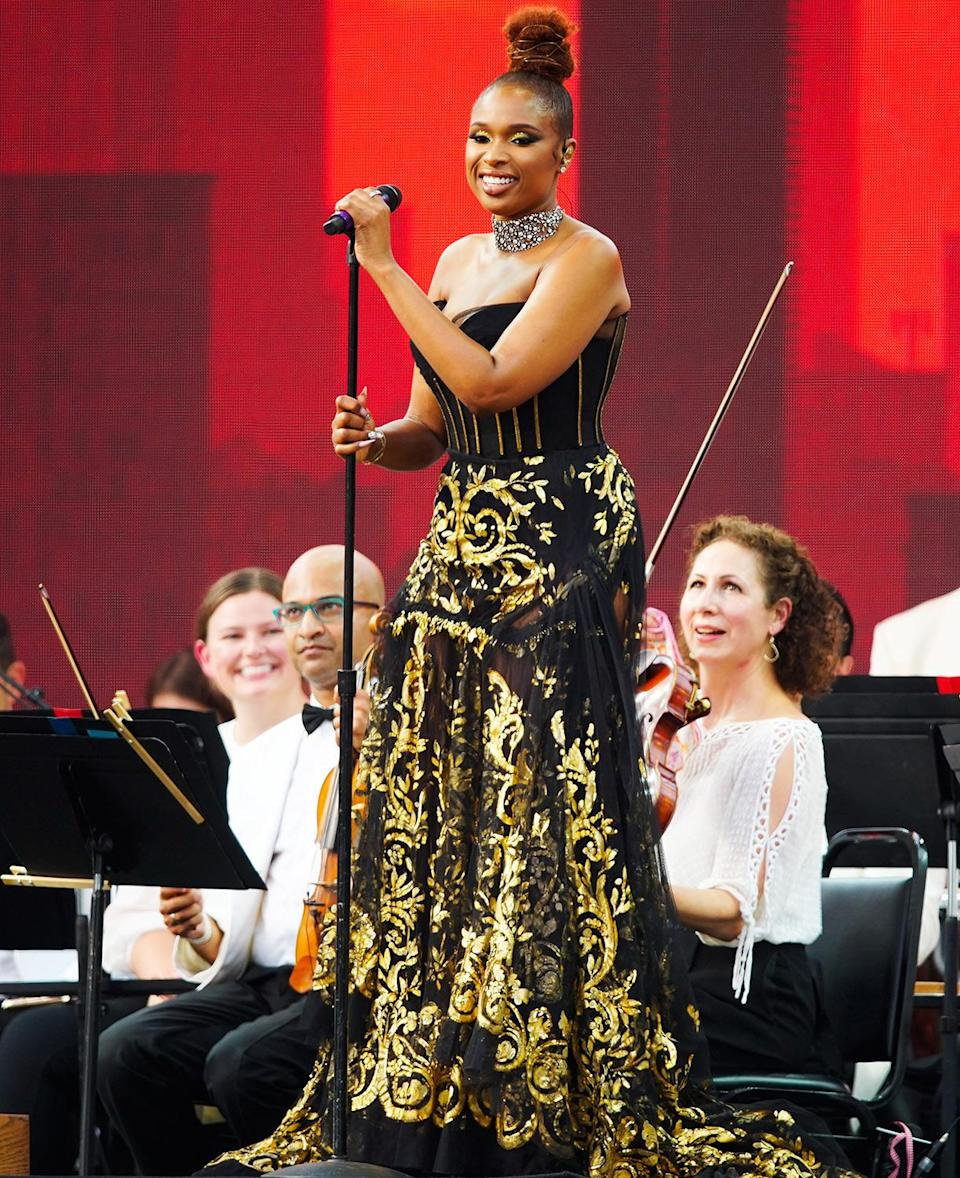 <p>needs a Tony, having won an Oscar for best supporting actress in <em>Dreamgirls</em>, two Grammys for her eponymous 2009 R&B album and <em>The Color Purple</em> Broadway cast recording and a Daytime Emmy for her executive producer role on <em>Baby Yaga.</em></p>