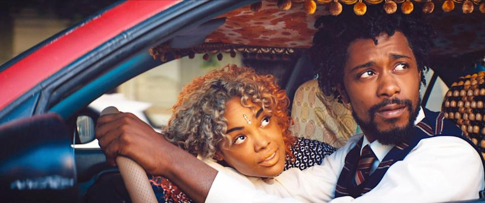 <em>Sorry to Bother You</em> is the debut from Boots Riley starring Tessa Thompson and Lakeith Stanfield.