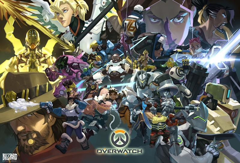 The Overwatch Anniversary dates are set for May. (Blizzard)