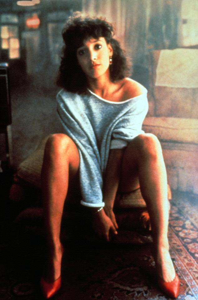 "<a href=""http://movies.yahoo.com/movie/1800066045/info"">Flashdance</a> (1983): She's just a steel-town girl on a Saturday night looking for the fight of her life. Is that so wrong? Rarely do you see a woman who's a welder by day and dancer by night, but back in the '80s you did in the film that made Jennifer Beals a star and became a pop-culture phenomenon. You know you cut the neck out of more than a few sweatshirts back then. ""Flashdance"" came out during the early years of MTV when they actually showed videos, and the clip for ""Maniac"" was in heavy rotation that summer, featuring Beals' character leaping, spinning, stomping her feet. Director Adrian Lyne made self-aware, sleazy cheese but the music -- including the Oscar-winning theme song, sung once again by Cara -- made it palatable for a mainstream audience."