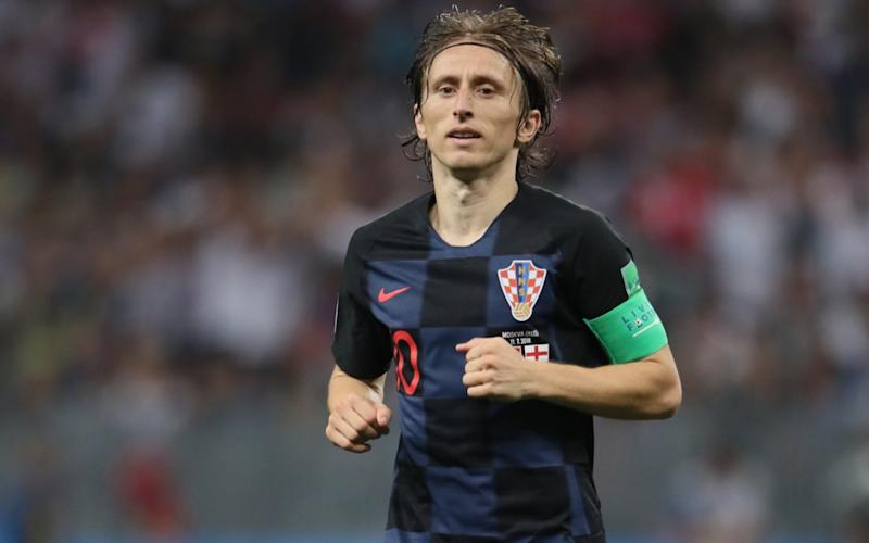Jail threat hangs over Luka Modric's fairytale World Cup final