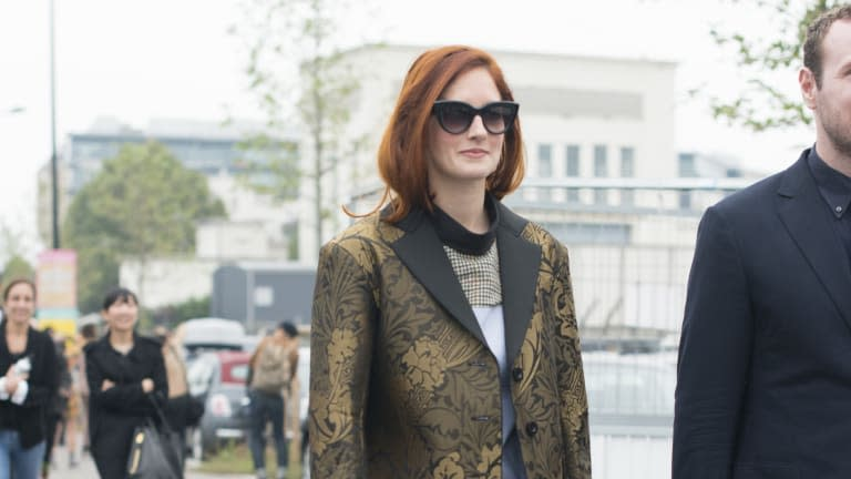 PFW SS2014: Street Style Day 6