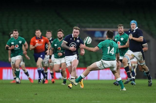 Ireland v Scotland – Autumn Nations Cup – Aviva Stadium