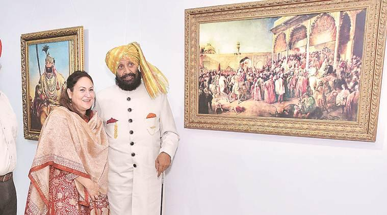 The Sikh An Occidental Romance : A brush with history: Unique exhibition on Sikhs by Western artists