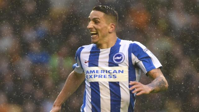 Anthony Knockaert moved Brighton ever closer to the promised land but Newcastle slipped up once more as Leeds grabbed a point on Tyneside.