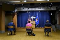 Attorney General Merrick Garland news conference about a jury's verdict in the case against former Minneapolis Police Officer Derek Chauvin in the death of George Floyd