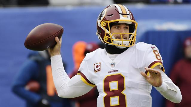 Where will Kirk Cousins end up this offseason? (AP)
