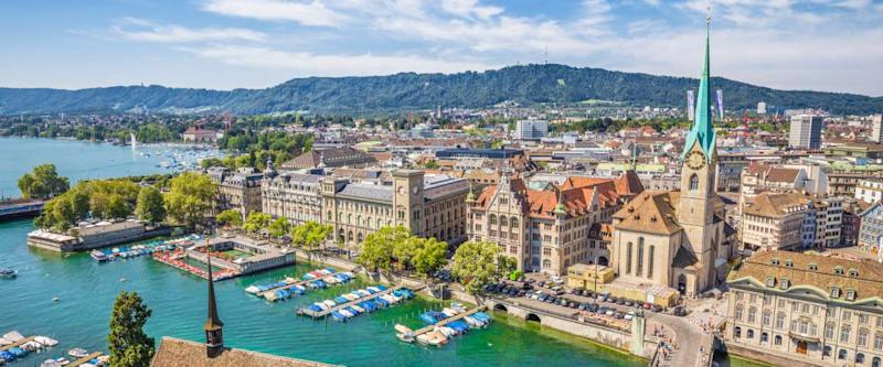 Low taxes, fresh air, and privacy have attracted many stars to retire in Switzerland