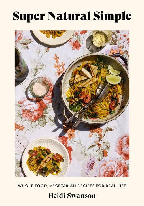 """<em><h2>Super Natural Simple: Whole-Food, Vegetarian Recipes for Real Life</h2></em><br>""""Like a lot of people, I've been on a journey to <a href=""""https://www.refinery29.com/en-us/2020/01/8883125/what-is-low-carbon-diet"""" rel=""""nofollow noopener"""" target=""""_blank"""" data-ylk=""""slk:cut back the amount of meat I eat"""" class=""""link rapid-noclick-resp"""">cut back the amount of meat I eat</a>, but for some reason, vegetarian cooking can often feel so intimidating. I've tried vegetarian cookbooks that call for specialty ingredients that I couldn't find at my grocery store and equipment I don't want to invest in. <em>Super Natural Simple</em> isn't like that. In this book, Heidi Swanson provides home cooks with easy recipes and short ingredient lists. With categories like weeknight noodles, single skillets, and sheet-pan meals, putting together a satisfying vegetarian dinner after a day of Zoom meetings is a breeze. Thanks to <em>Super Natural Simple</em>, eliminating meat from my daily diet feels a lot more doable."""" <em>— Olivia Harrison, Lifestyle Editor</em><br><br><strong>Ten Speed Press</strong> Super Natural Simple, $, available at <a href=""""https://go.skimresources.com/?id=30283X879131&url=https%3A%2F%2Fbookshop.org%2Fbooks%2Fsuper-natural-simple-whole-food-vegetarian-recipes-for-real-life-a-cookbook%2F9781984856883"""" rel=""""nofollow noopener"""" target=""""_blank"""" data-ylk=""""slk:bookshop.org"""" class=""""link rapid-noclick-resp"""">bookshop.org</a>"""