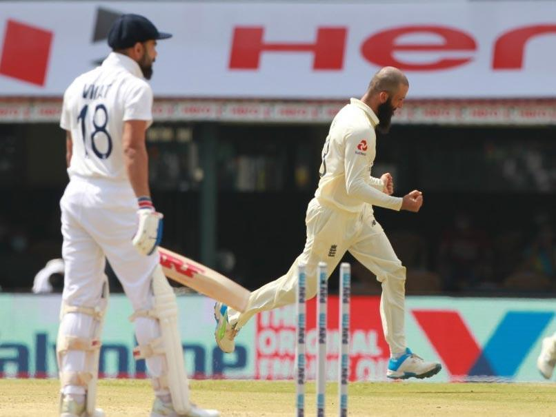 IND vs ENG: Moeen Ali Becomes First Spinner To Dismiss Virat Kohli For A Duck In Tests | Cricket News