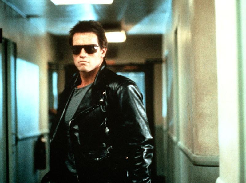 Arnold Schwarzenegger in the original 'Terminator' (Photo: Orion Pictures Corporation/Courtesy Everett Collection)