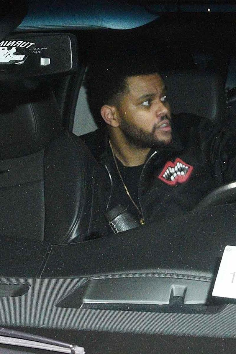 The Weeknd (here in NYC in September 2017) seems to have scrubbed Selena from his social media accounts. Source: Getty