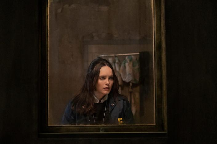 """Australian actress Rebecca Breeds (""""Pretty Little Liars"""") steps into the role of """"Clarice"""" in the new CBS drama."""