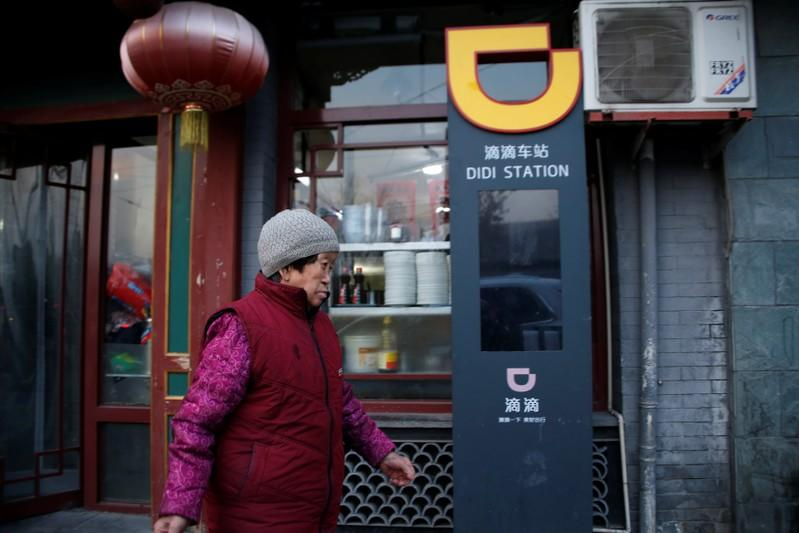 China's Didi to relaunch Hitch service in November