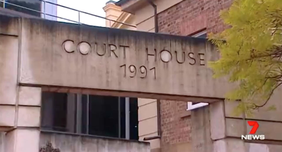 Sydney pedophile teacher Shane Matthews was sentenced at Campbelltown Court (pictured) for sexually abusing 16 students.
