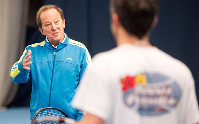 Bob Brett has been LTA performance director for nearly four years - Geoff Pugh