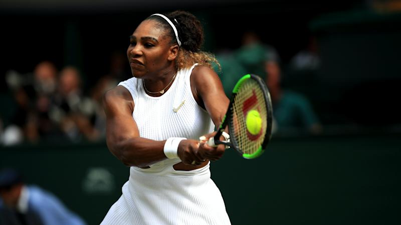 Serena Williams confident in pursuit of 24th grand slam title at French Open