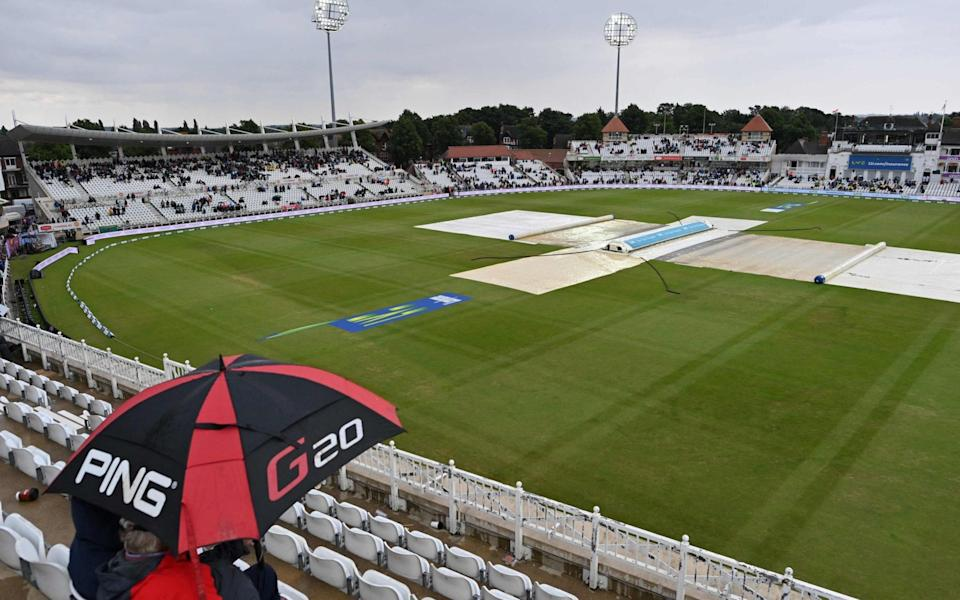 England vs India, first Test day two: live score and latest updates from Trent Bridge - PAUL ELLIS/AFP
