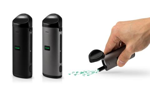 Cloudious9 Releases Breakthrough in Vaporizer Technology, The Atomic9
