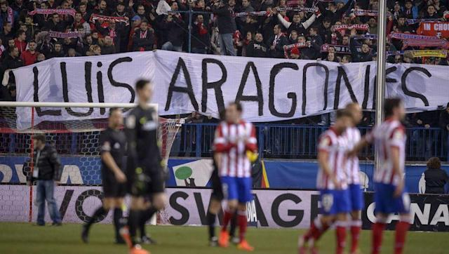 <p>One of the earliest, yet most memorable moments at the Vicente Calderon, Luis Aragones' superb individual display was at the centre of one of the club's greatest nights.</p> <br><p>The beloved striker almost encapsulated the stadium in its infancy, the vibrancy and excitement surrounding the place for the visit of Cagliari in 1971. Atletico trailed 2-1 from the first leg of the European Cup second round, but they were inspired by their prolific forward, who hit a stunning hat-trick to send them through.</p> <br><p>They fell to eventual winners Ajax in the semi-finals, though that did nothing to tarnish the memory of Aragones' brilliance. </p>