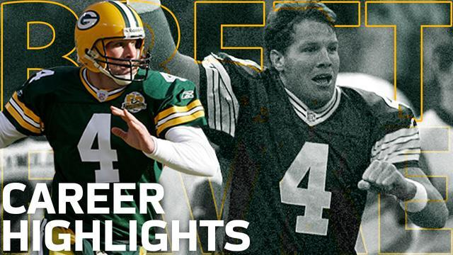 Relive the mesmerizing career of iconic quarterback Brett Favre. From his masterful MVP years in Green Bay to his turbulent retirement, return and resurgence in Minnesota, Favre's NFL journey must be seen to be believed.