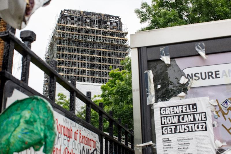 Grenfell cladding will not be banned