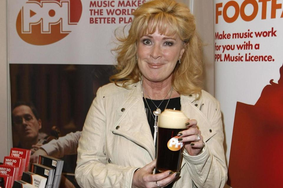<p>Callard is best known for her role as Liz McDonald on ITV soap series Coronation Street</p>