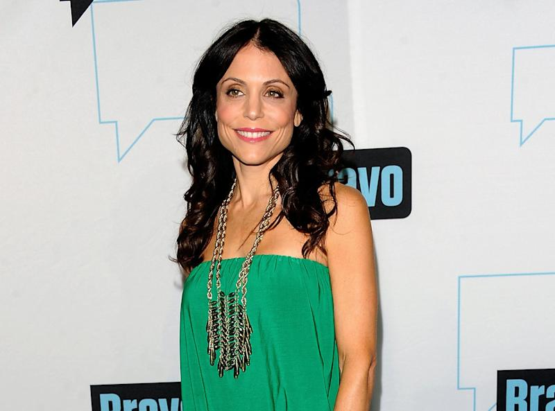"""FILE - This April 4, 2012 file photo shows TV personality Bethenny Frankel at the Bravo network 2012 upfront presentation in New York. Frankel's new talk show """"bethenny,"""" premiers Monday, June 11 on select FOX-owned stations, including New York and Los Angeles. (AP Photo/Evan Agostini)"""