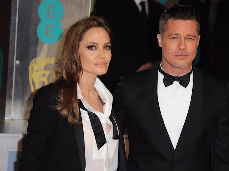 Brad and Ange came to a custody agreement following their split. Source: Getty