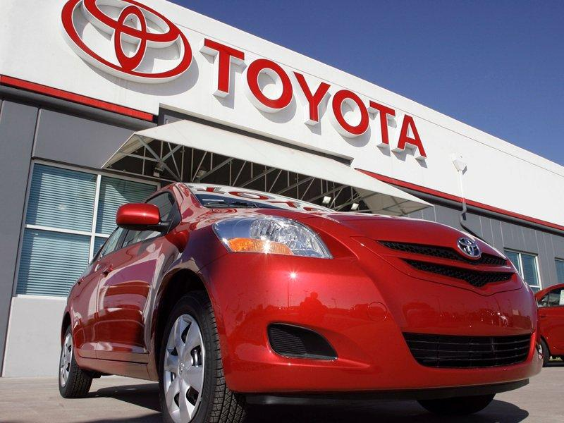 Toyota pays $US1.1bn over recalls