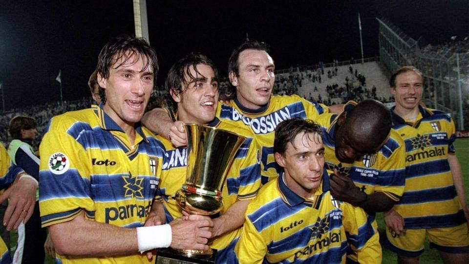 Parma 1999   Getty Images/Getty Images