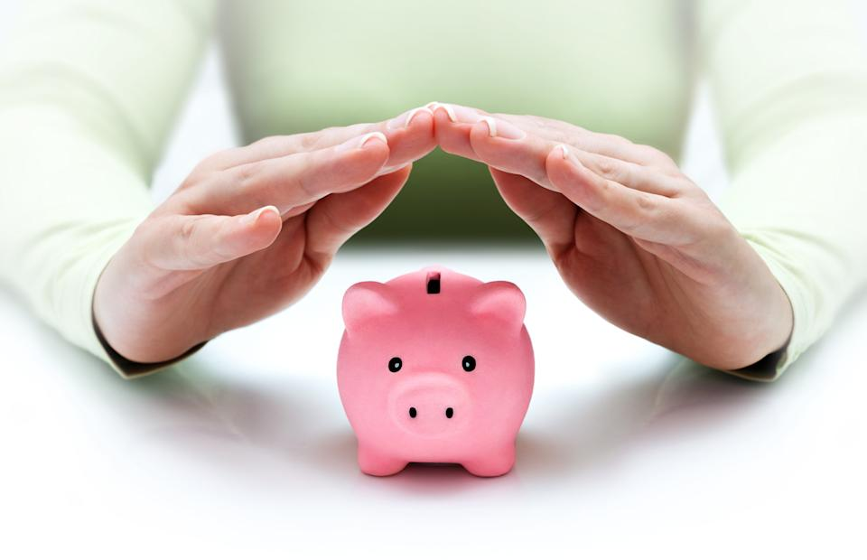 concept of financial protection - Banks