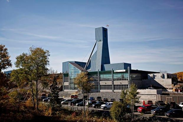 Vale says it is rescuing 39 employees stuck underground in its Totten Mine in Greater Sudbury in northern Ontario. (Vale - image credit)