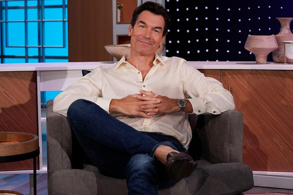 Jerry O'Connell on The Talk