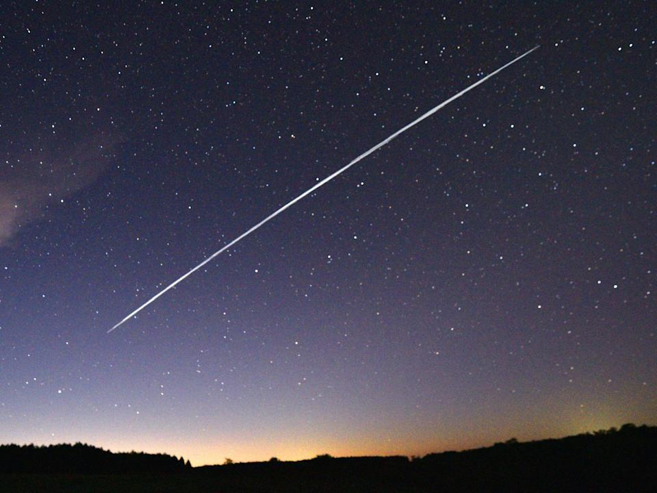 There are more than 1,000 satellites in SpaceX's Starlink constellation (AFP via Getty Images)