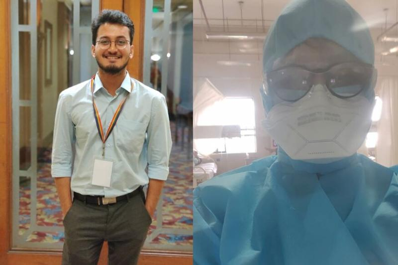 'Every Moment Was Emergency': Mumbai's 25-Year-Old Queer Doctor on Frontlines of Covid-19 Fight