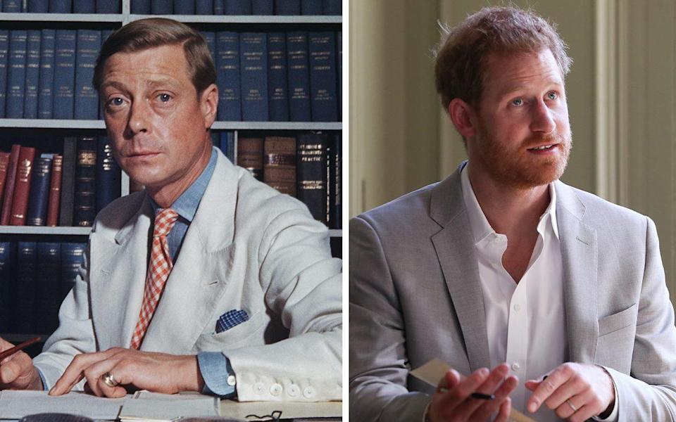 Edward and Harry have both written their memoirs after leaving the Royal family – although one waited 15 years rather than 15 months