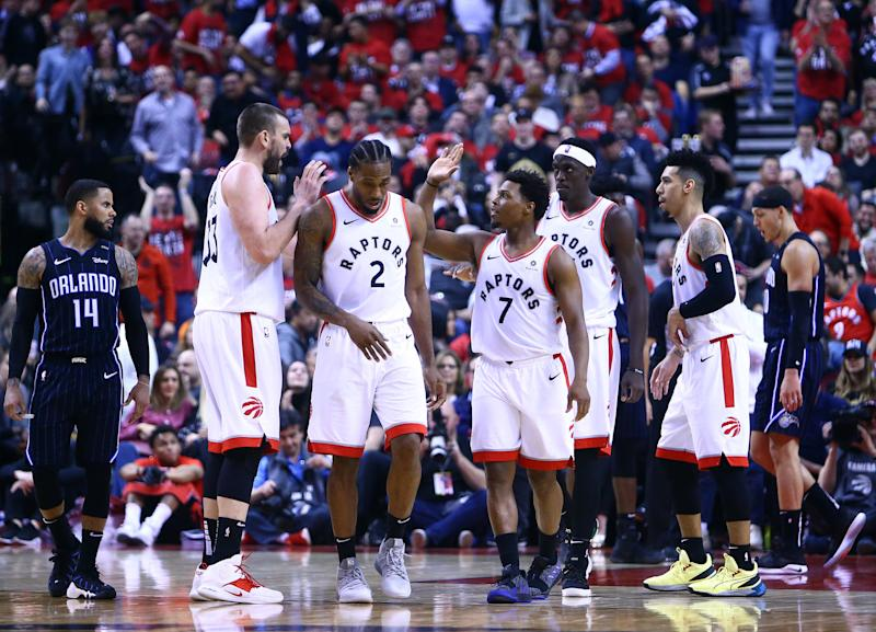 Grades from Toronto Raptors beatdown of Orlando Magic