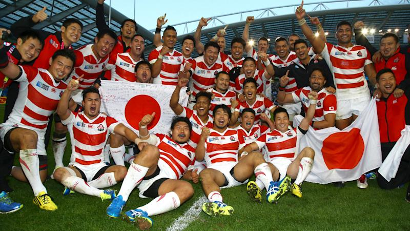 Rugby World Cup 2019: The miracle of Brighton - How beating the Springboks set the stage for Japan