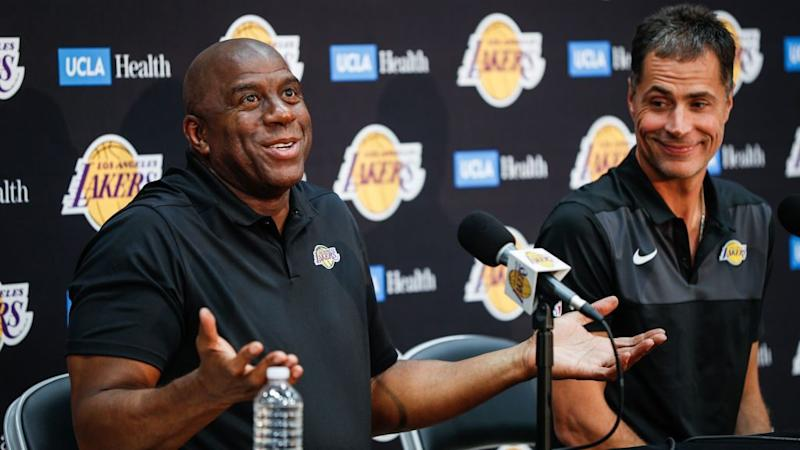 Magic Johnson just explained he didn't understand his Lakers job