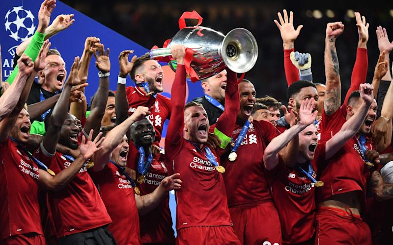 The Champions League, which was won this year by Liverpool, has lost none of its lustre - AFP