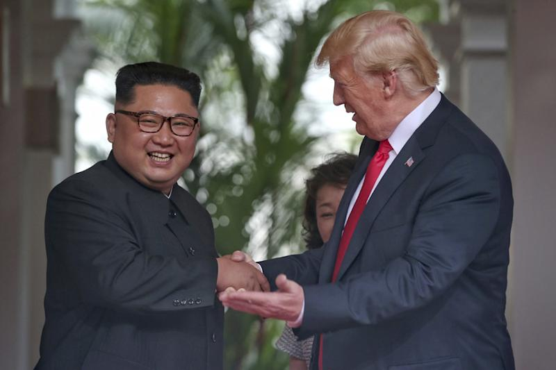 Donald Trump Says North Korea 'Very Serious' on Nuclear Negotiations