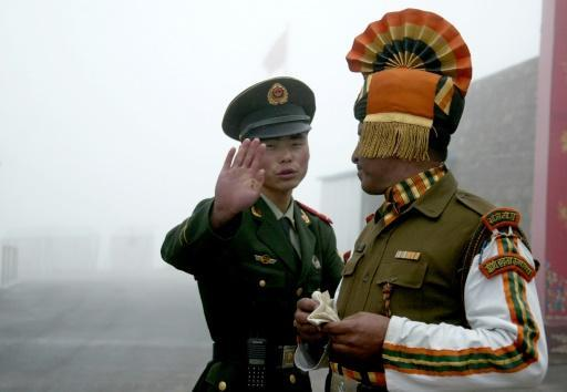 India, China troops in high-altitude clash: officials