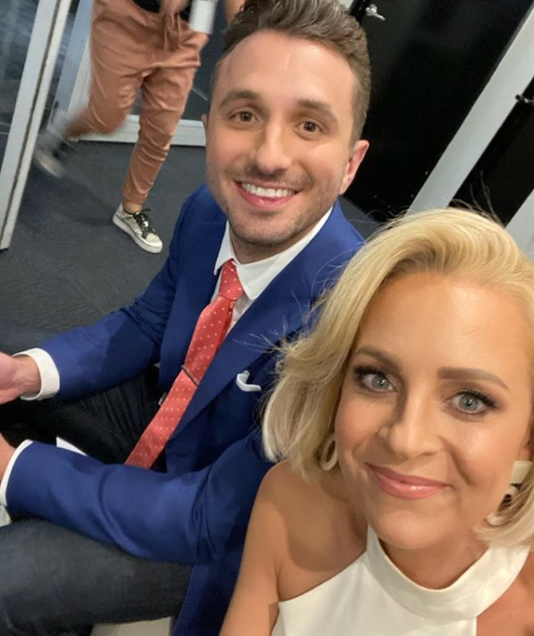 tommy little and carrie bickmore