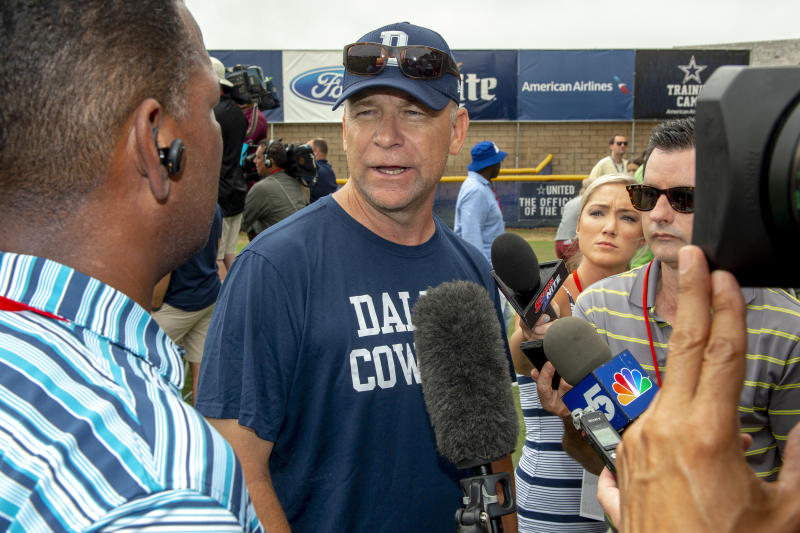 Jason Garrett Expects Scott Linehan To Return As Offensive Coordinator