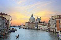 <p>Venice is truly a one-of-a-kind city. </p>